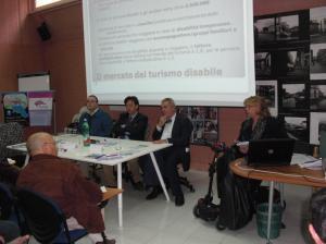 Turismo per tutti in Campania. Conferenza stampa della Peepul