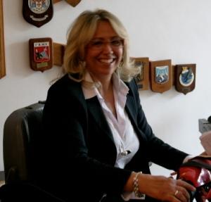 Ileana Esposito Lepre - Peepul dalla parte dei disabili